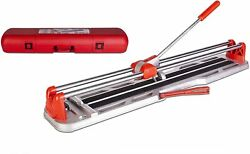 Rubi 14948 Star-63 - Manual Tile Cutter With Carrying Case