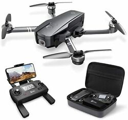 Foldable Gps Drone With 4k Uhd Camera For Adults Quadcopter