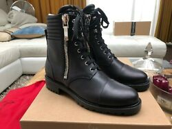 Christian Louboutin Black Hiver Boots New And Authentic