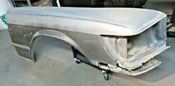 1983 Mercedes Benz R107 450sl 560sl Right Front Fender-rustfree-nice-t
