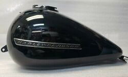 Harley 14-20 Touring Stretched Bags Road King Especial Paint Set Vivid Black