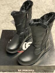 New Totes winter snow boots size 6 women $50.00