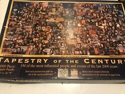 2000 Piece Jigsaw Puzzle Tapestry of the Centuries Sunsout