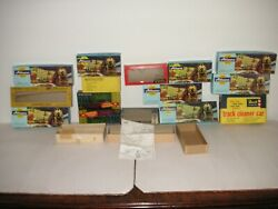 Vintage Toy Model Train Boxes Only Athearn Tyco Roundhouse O K Etc Engine Car