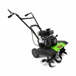 Tazz 35310 2-in-1 Front Tine Tiller/cultivator, 79cc 4-cycle Viper Engine, Ge...
