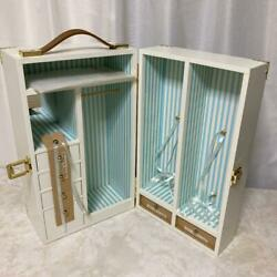 Fashion Model Collection Wardrobe Trunk Carry Case Barbie Doll Limited Edition