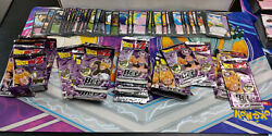 Large Holo Vintage Dragon Ball Z Card Collection Ultra Rare Foils Pack Displays