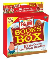 On The Farm With Farmer Bob 10 Books For Growing Readers
