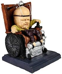 New Myron Resin Statue Head Of The Family Collectible Horror Comedy Sci-fi