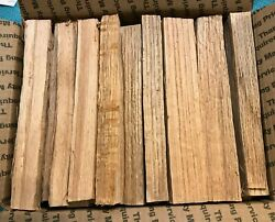 Redoak Wood Chunks For Smoking, Bbq And Grilling - Free Priority Shipping