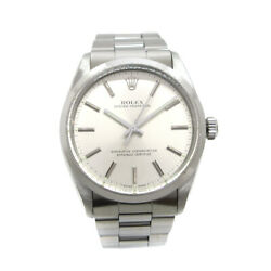 Rolex Oyster Perpetual Ref.1003 R5 Mens Self-winding Wristwatch Ss A54000