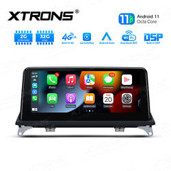 10.25 Android 10 Car Stereo Gps Car Auto Play 4-core For Bmw X5 E70 X6 E71 Ccc
