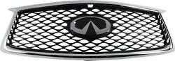 Nissan/infiniti 62310-5na3a Grille Front.