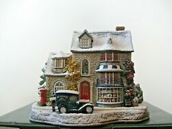 Lilliput Lane Snowed Christmas Cake L2397 New - In Excellent Condition, Boxed.