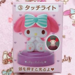Sanrio My Melody Glowing Touch Light Lamp Kuji Prize 13cm/5.11 From Japan