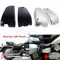 For Kawasaki Vulcan Classic Vn 1500 Abs Battery Side Cover Guard Panel Cowl 2pcs