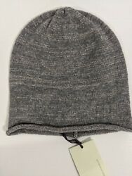Nwt Stella Mccartney Girls Silver Shimmer Hat Size S M And L