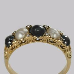 Antique Titanic Pearl Ring 18ct Gold Diamond And Natural Pearl Victorian Ring