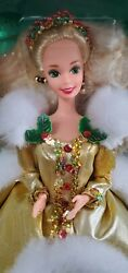 1994 Happy Holidays Barbie - Special Edition - Benefits Charity American Lung
