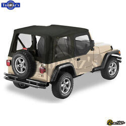 Bestop Replace-a-top Soft Top For 1997-2002 Jeep Wrangler