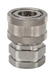 Snap-tite Svhc16-16f Coupler Body,1-11-1/2,1 In. Body,316 Ss