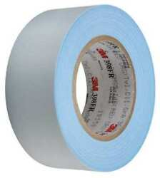 3m 398fr Glass Cloth Tape, White, 2in X 36 Yd., Pk24