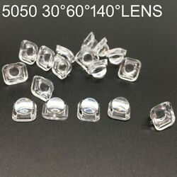 Led Lens Reflector Collimator 5050 Smd 30 60 90degree Convex Optical