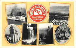 Shipping Advertising Cpc California Special National Cash Register Co Postcard