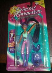 1995-princess Gwenevere And The Jewel Riders - Fallon - Unopened On Card - Nice