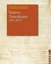 Defining Documents In American History Native Americans [print Purchase Include