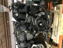 Engine 204 Type C350 Coupe Awd Fits 13-15 Mercedes C-class 1037839