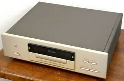 Accuphase Dp-65v Cd Player With Remote Control From Japan [used] B00546