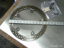 2007 Bmw K 1200 Gt Right Front Brake Rotor