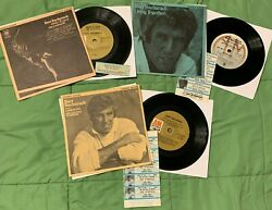 Burt Bacharach Compact Jukebox Ep 33 Rpm, Mini Lp Collection With Title Strips