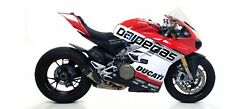 Arrow Ducati Panigale/sf V4 And03918/21 With Titanium Link Pipe And Silencer 71154pk