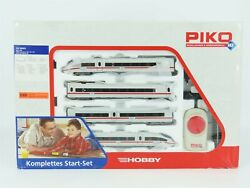 Ho Scale Piko 96943 Ice 3 Ns Passenger Train Starter Set W/ Track And Controller