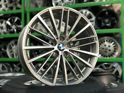 [free Shipping] Genuine Used 19 Staggered Bmw G30 Style 635 Wheel Set Of 4