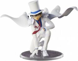 Detective Conan Kaito Kid Limited Edition Non-scale Pvc And Abs Painted Figure