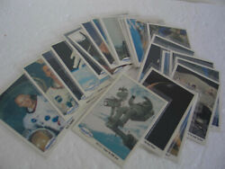 1990 First Series Space Shots Trading Cards Set Of 24, New, Adult Owned