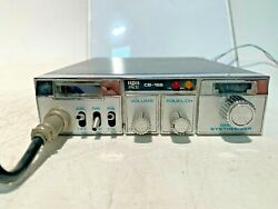 Rare - Vintage Pace Cb166 Smokey And The Bandit 23 Channel Cb Radio