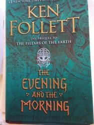 The Evening and the Morning Kingsbridge Series Prequel by Ken Follett $21.95