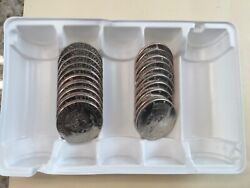 2020 Pd Kennedy Half Dollar 20 Coin-10pand10d Set Bu From Us Mint Bags Or Rolls
