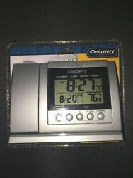 Celestron Discovery Expedition Projection Weather Station sealed NEW ships FREE