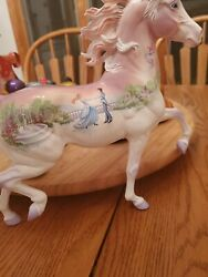 Breyer Romance Horse by Kathleen Moody Cinderella #1224 Missing Stand Rare
