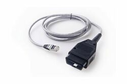 New 2m Ethernet To Obd Interface Cable E-sys Icom Coding F-series For Bmw Enet