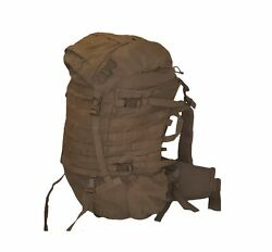 Eagle Filbe Usmc Main Pack Coyote Brown With Frame And Waist Belt