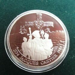 1984 Canada Dollar Jacques Proof Coin And Box In Holder 1534