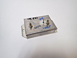 Ifr Fm/am-1200s Communications Service Monitor High-low Pass Filter Assembly
