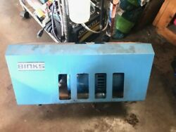Binks Ambient Air Pump , New Old Stock