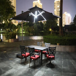 7-piece Outdoor Furniture Iron Dining Table And Chair Set